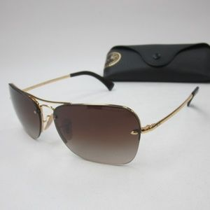 46eafa858f7c7 Ray-Ban Accessories - RayBan RB3541 001 13 Unisex Sunglasses OLM121